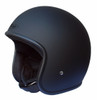 Jetpro 2 Low Rider - Open Face Helmet - Matt Black