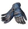 NEO Cafe Motorcycle Glove - Leather Classic, Knuckle Armour, Brown - SPECIAL!
