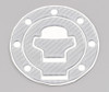 Fuel Cap Pad (Potting Type) SUZUKI 2, Silver
