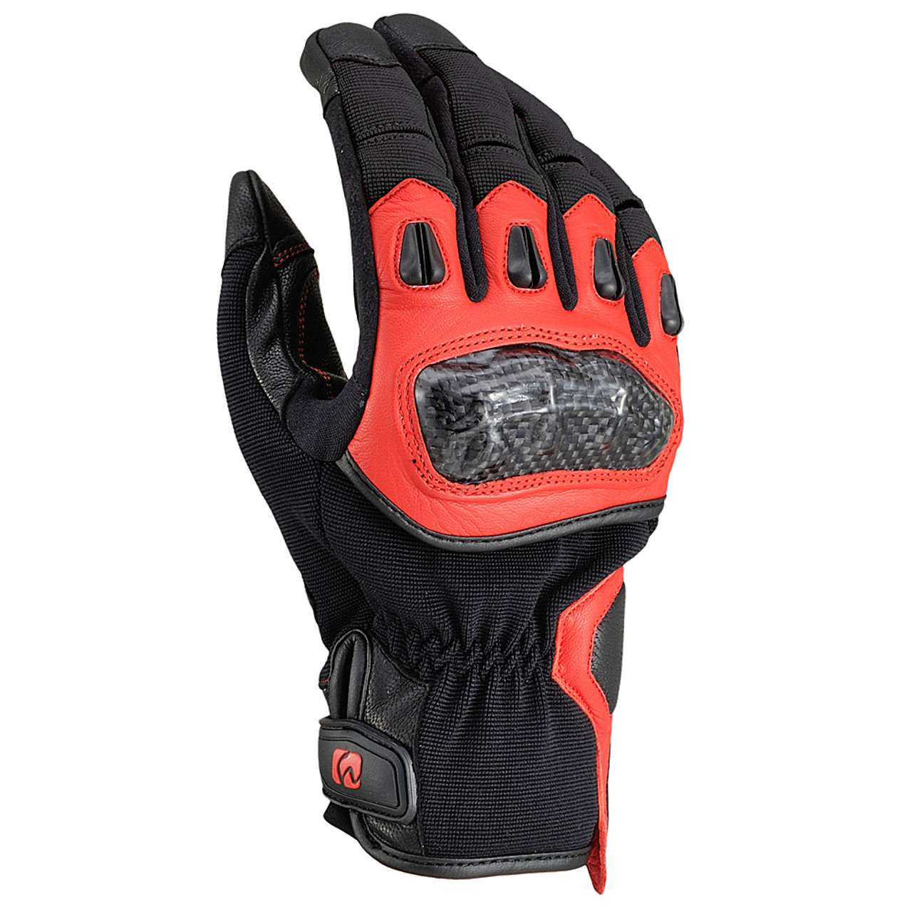 Henly Begins HBG-026 Carbon Protector Gloves All Season, RD M