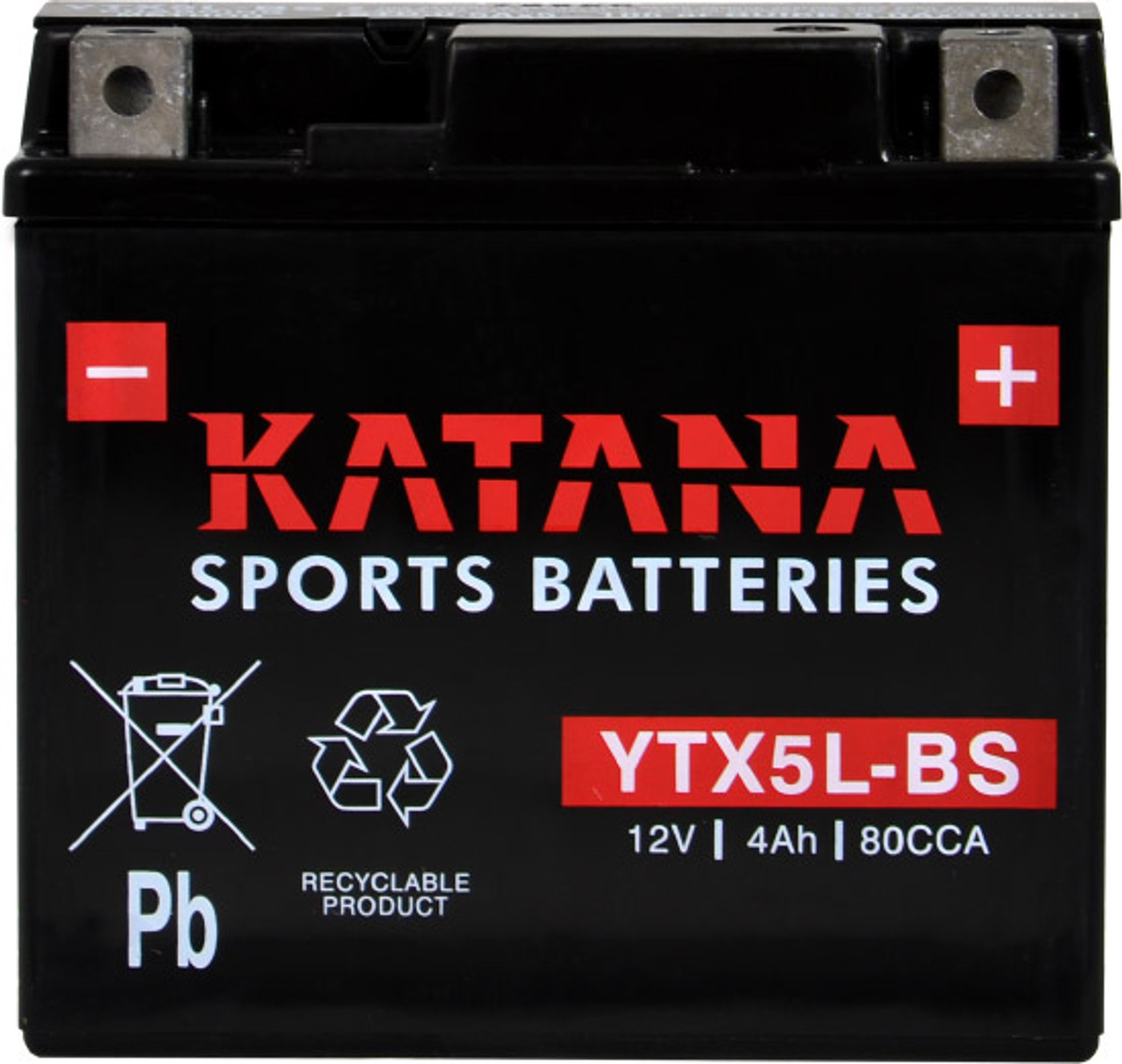 YTX5L-BS FA Sports Battery (YTX5LBSFA)