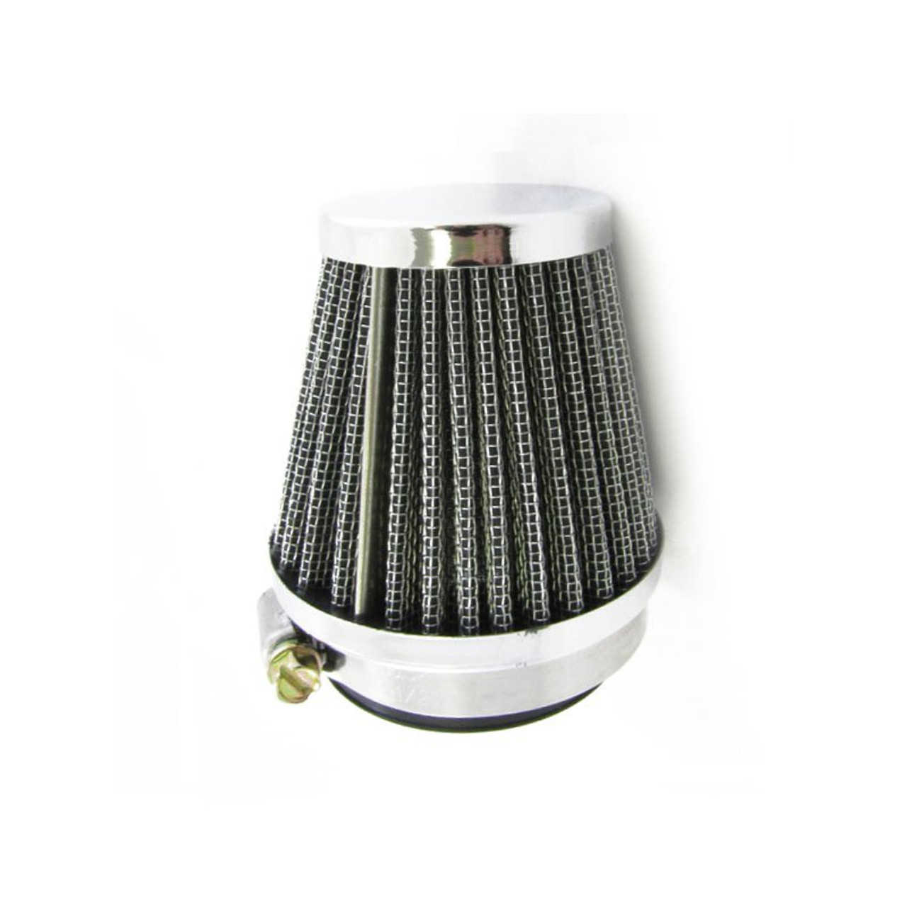 Motorcycle Round Power Pod Filter 52mm  - Free NZ Shipping