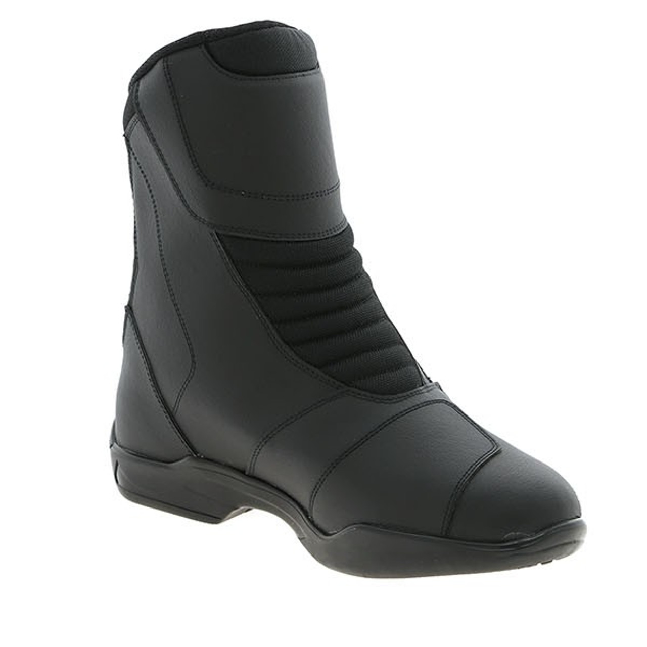 Forma Rival Touring Motorcycle Boots, Mens, Black, Waterproof