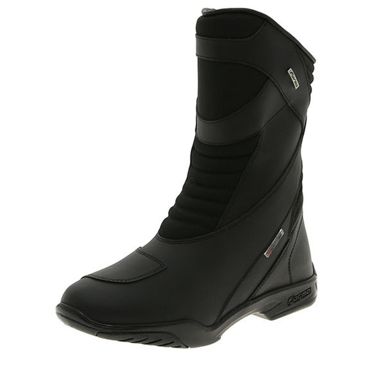 Forma Nero Motorcycle Boots, Mens, Black, Waterproof