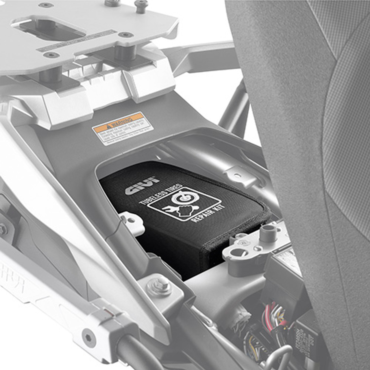 Givi S450 Motorcycle Tubeless Tyres Repair Kit