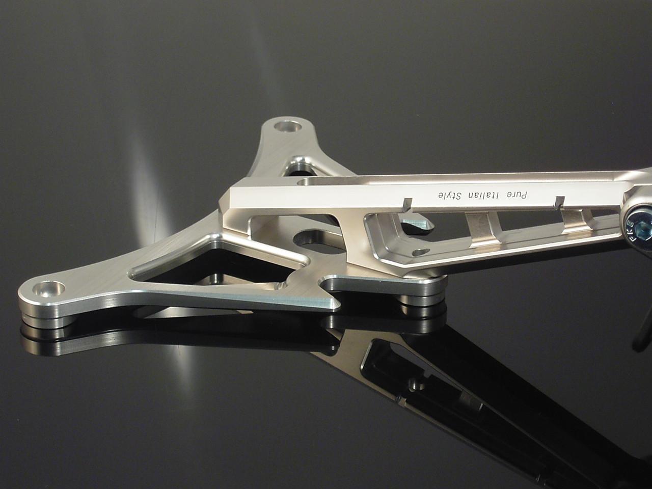Tail Tidy, CNC Machined, Steel, MV Agusta F4 (10-12)