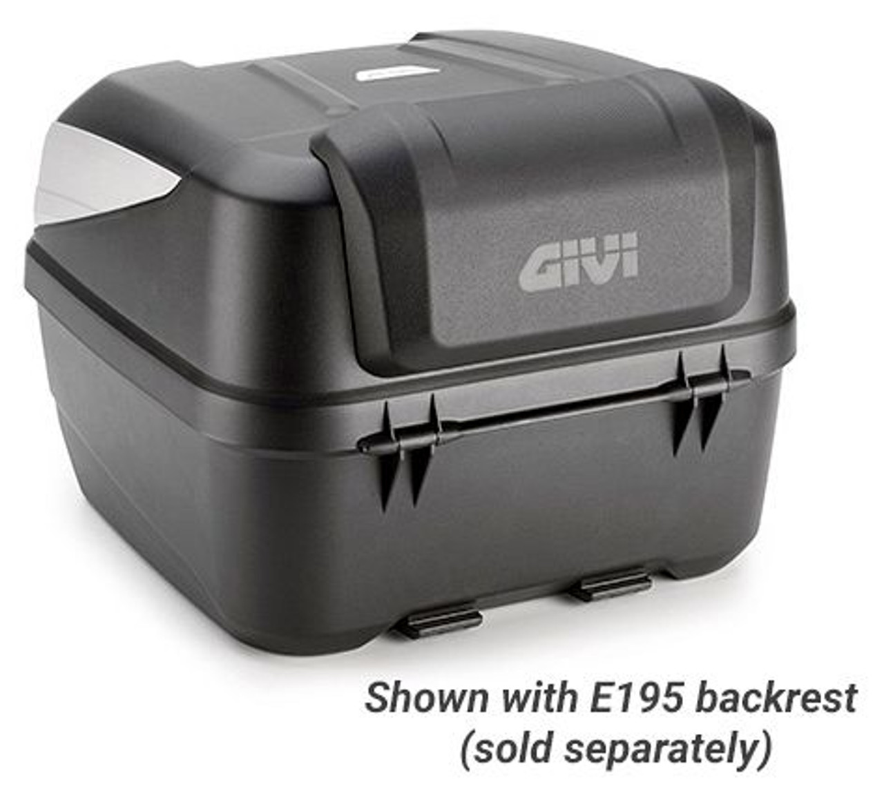 B32 GIVI Backrest for Monolock Top Box Bold