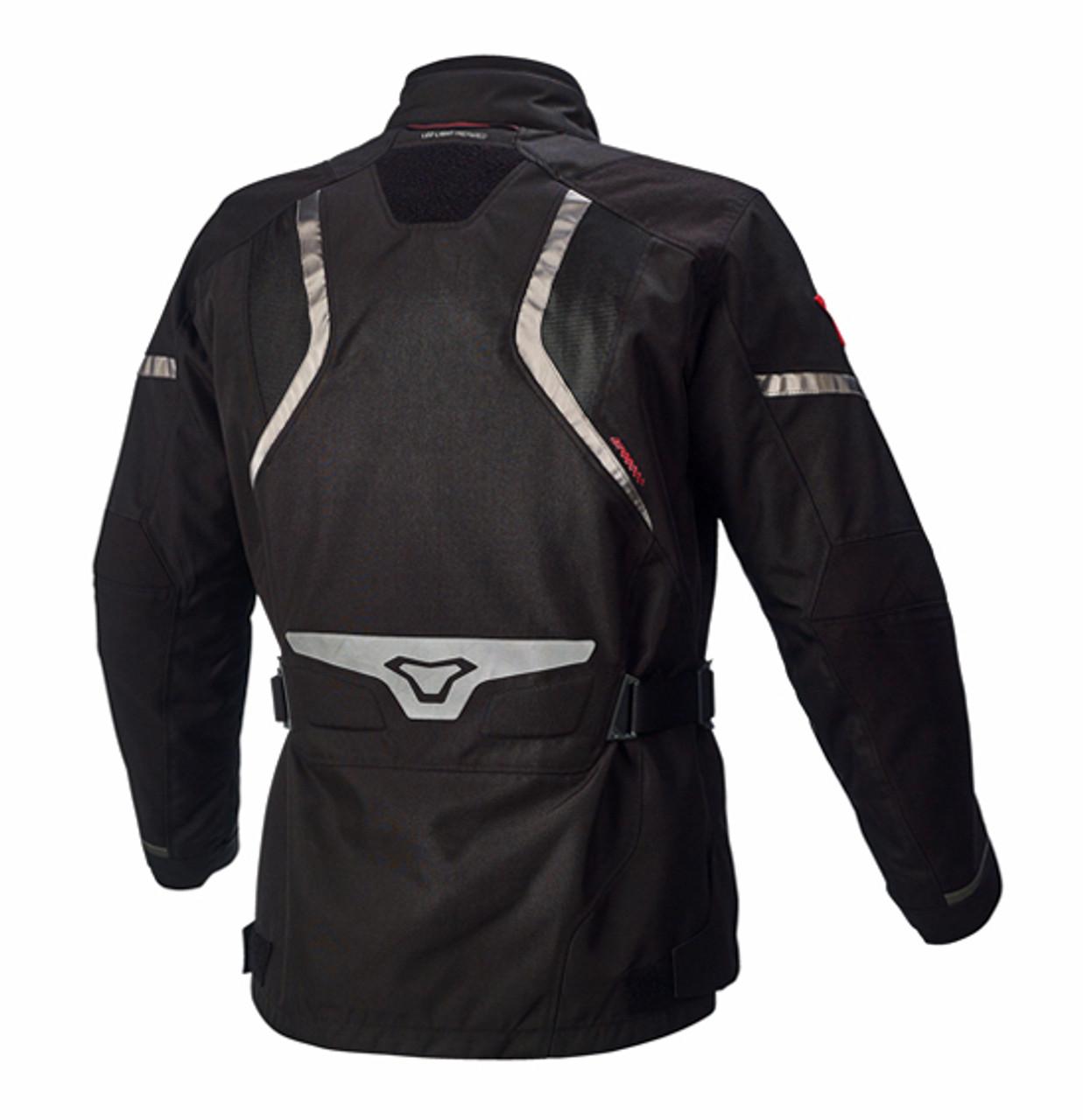 Macna Epitude Motorcycle Jacket - Men, Waterproof, Black