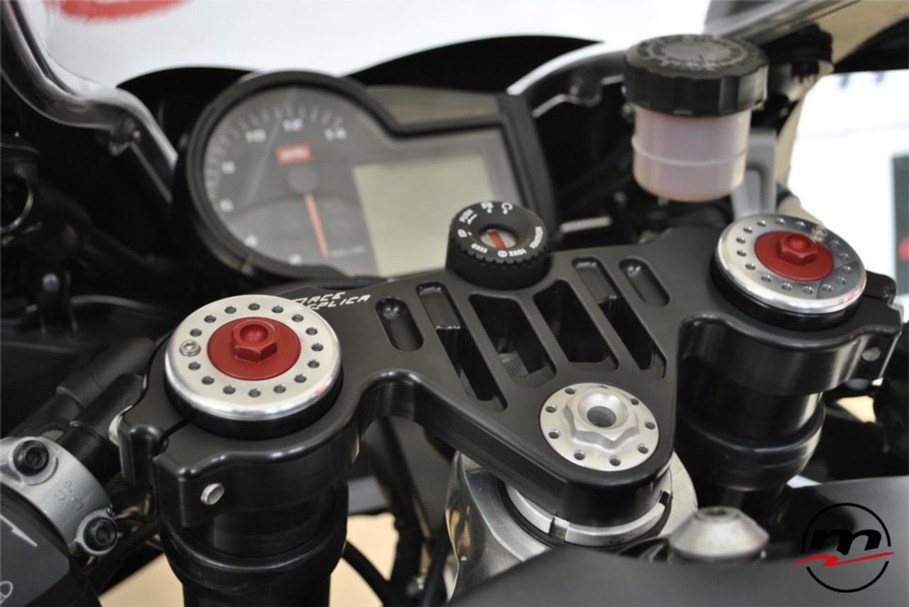 Locking Nut for Aprilia RS125 Top Bridge