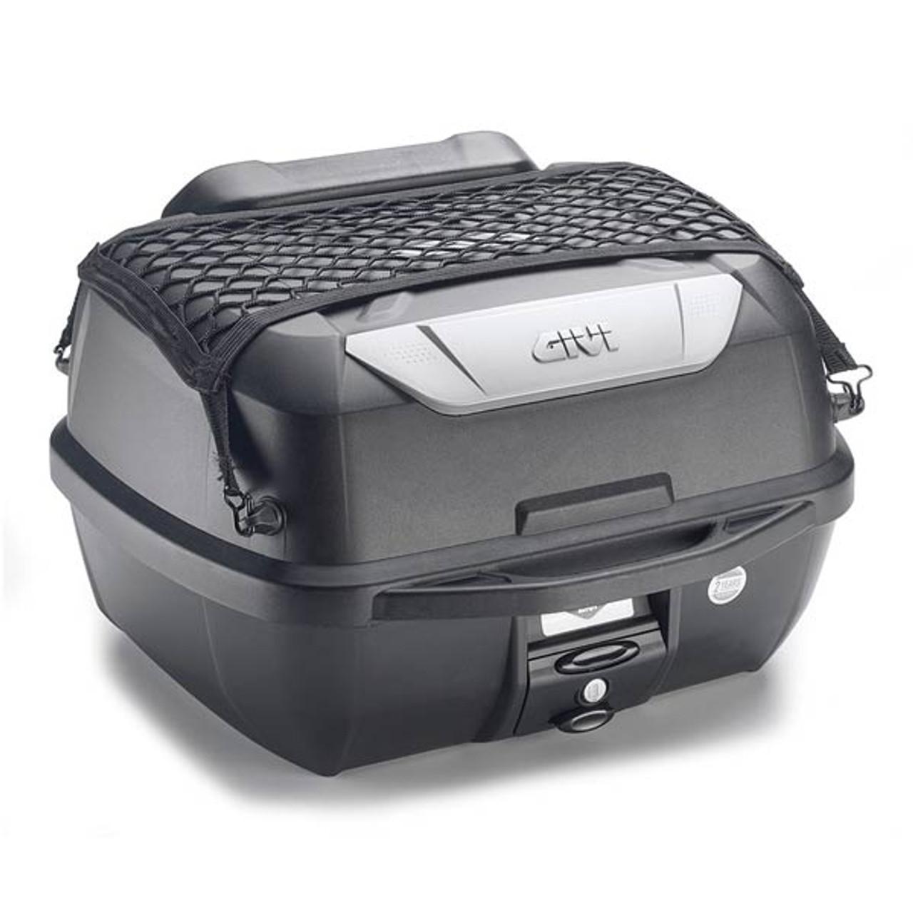 Givi E43 Monolock Top Box + extras (43 litre)