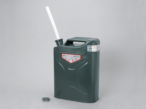 Daytona Steel Gas Carry Can 20l