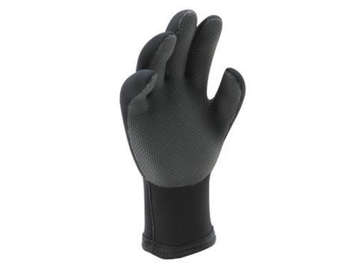 Ridemitt # 003 Neoprene Waterproof Motorcycle Gloves, Black