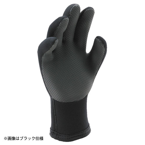 Ridemitt # 003 Neoprene Waterproof Motorcycle Gloves, Grey
