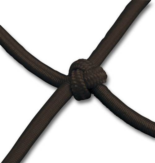 Daytona Net & Hook with pouch, LLL, Black