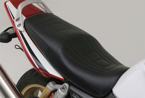 Cozy Seat, 70s Series, CBX Type, Black, Honda CB400SF (NC42)