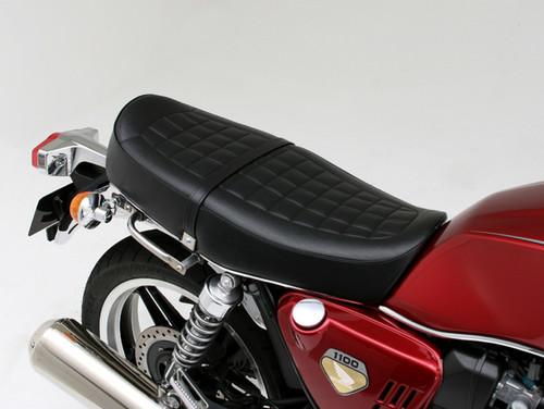 Cozy Seat, 70s Series, KO Pattern, Black, Honda CB1100RS