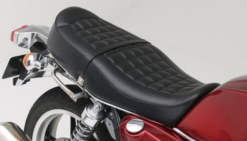 Daytona Cozy Seat (Motorcycle Seat), 70s Series, K0 Low Type, Black, Honda CB1100RS