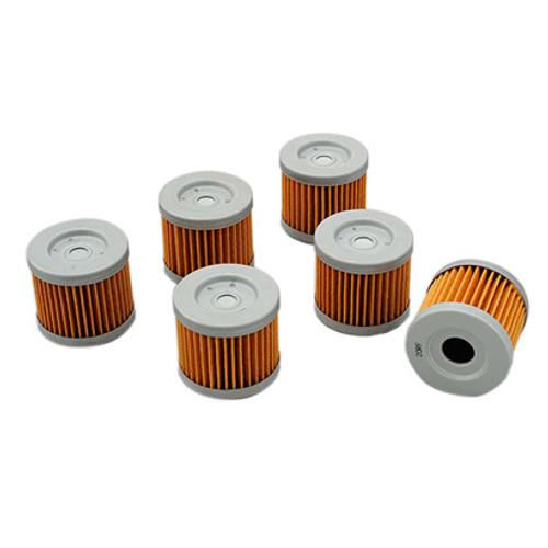 Oil Filter, Trade Pack, 6pcs , 67940 , Oil Filter, Suzuki Skywave CJ44A, CK44A
