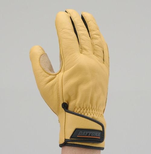 Goat Skin Gloves Standard Type, YL L