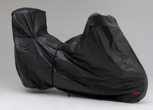 Cover, Premium, Big Scooter Size, Black