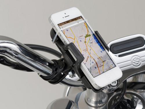 Motorcycle Smartphone Holder, Yamaha Majesty