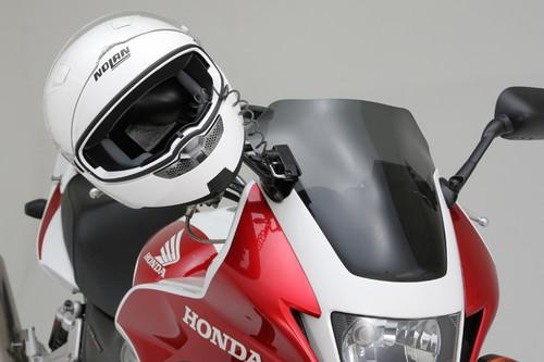 Helmet Holder Mirror Clamp, 1200mm, Honda CB1300SF 05-