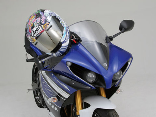 Helmet Holder Mirror Clamp, 1200mm, Yamaha YZF-R1 09-13