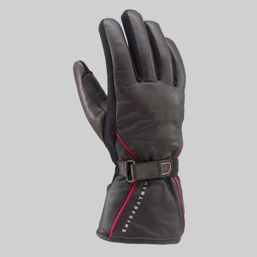 Henly Begins DS615 Glove, Combi, Cow Hide, BR M