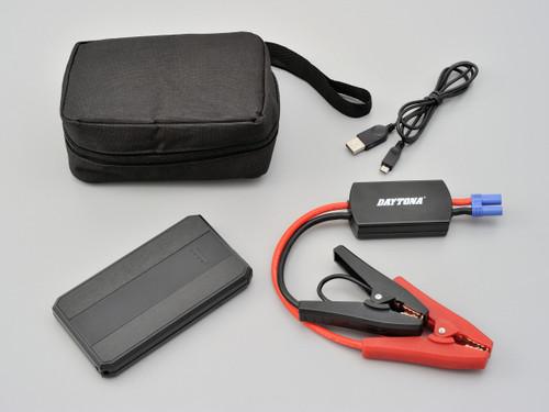 Daytona Compact Jump Starter, Black