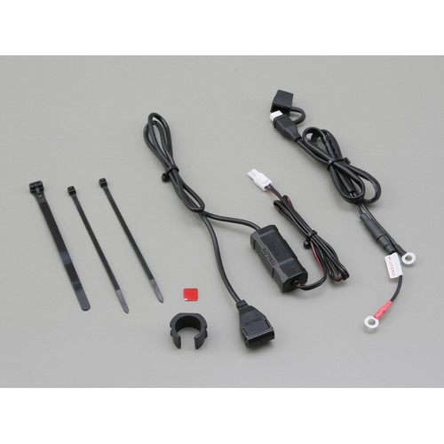 Motorcycle Power Supply USB 5V2.1A, Universal, 1 Port