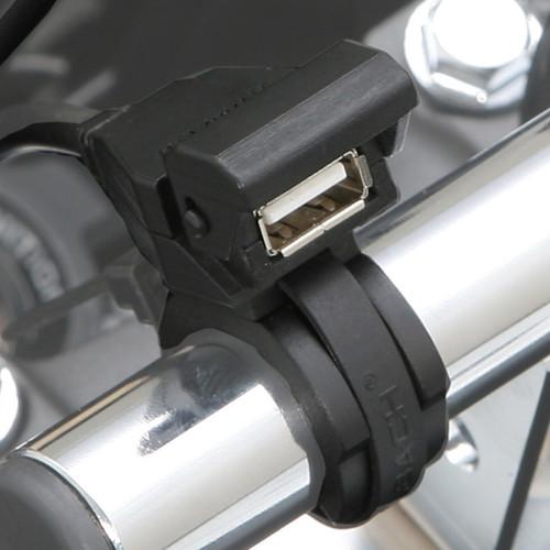 Daytona Motorcycle Power Supply USB 5V2.1A, Universal, 1 Port