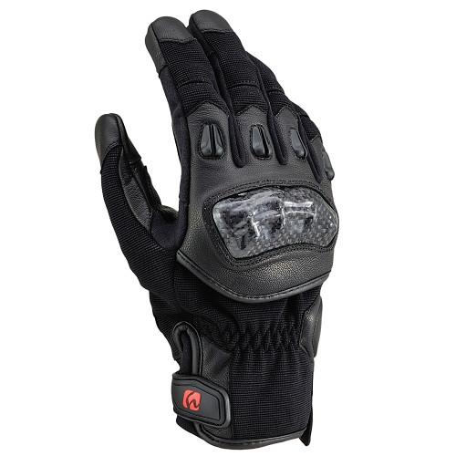 Henly Begins HBG-026 Carbon Protector Gloves All Season, BK M