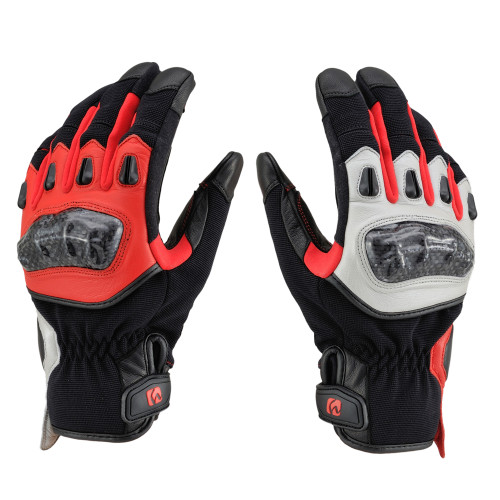 Henly Begins HBG-026 Carbon Protector Gloves All Season, AS M
