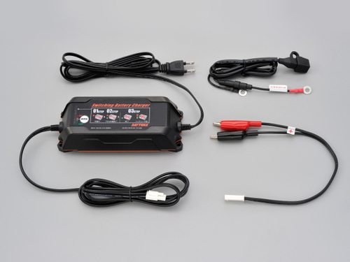 Daytona Switching Battery Charger 6V/12V