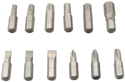 Daytona Bit Set 12 pcs (6mm)
