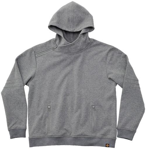 Henly Begins HBV-014 Windproof Sweatshirt, PK GRXL