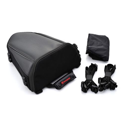 Henly Begins Seat Bag DH-708, Carbon, Black