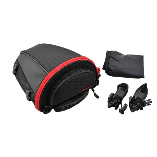 Henly Begins Tail Bag DH-709, Red, 5.5L