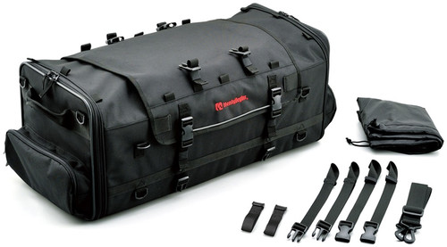 Henly Begins Camp Seat Bag DH-713, Black, 70L