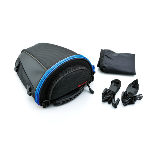 Henly Begins Tail Bag DH-709, Blue, 5.5L