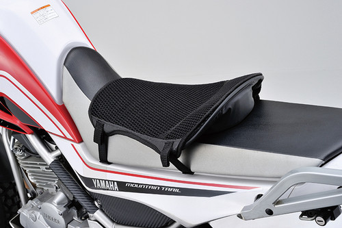 Mesh Seat Cover, Air-through Seat Long