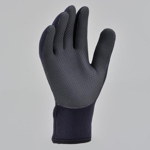 Ridemitt #003 Neoprene Winter Motorcycle Gloves, Black