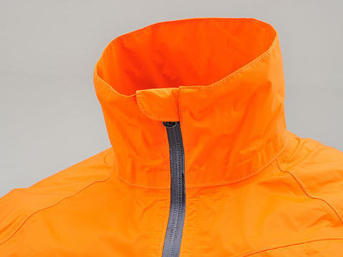 Henly Begins Micro Rain Suit, Orange
