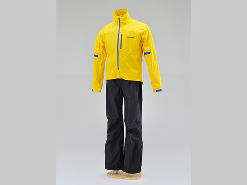 Henly Begins HR-001 Micro Rain Suit, YE S