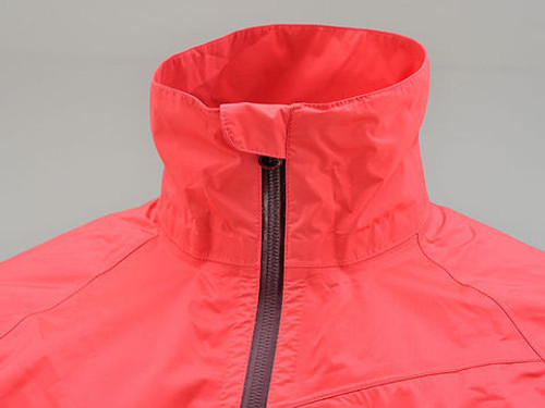 Henly Begins Micro Rain Suit, Red