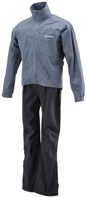 Henly Begins HR-001 Micro Rain Suit, GY S