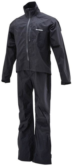 Henly Begins HR-001 Micro Rain Suit, BK S