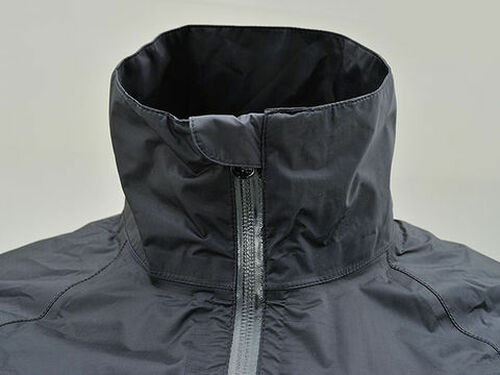 Henly Begins Micro Rain Suit, Black