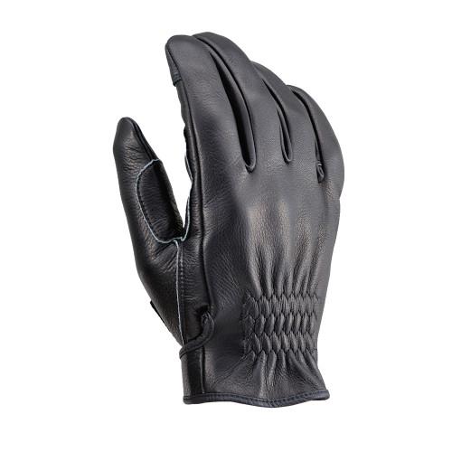 Henly Begins HBG-037 Gun Cut Short Gloves, BK/M