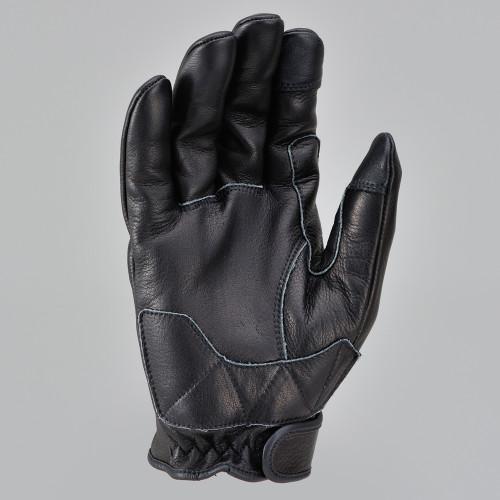 Gun Cut Short Gloves, Black, HBG-037